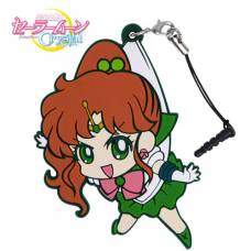 Bishoujo Senshi Sailor Moon Crystal - Sailor Jupiter mobilfüggő / kulcstartó