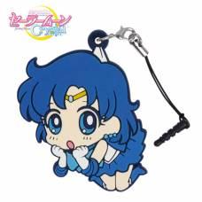 Bishoujo Senshi Sailor Moon Crystal - Sailor Mercury mobilfüggő / kulcstartó