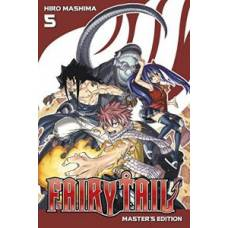 Fairy Tail Master's Edition 05. kötet