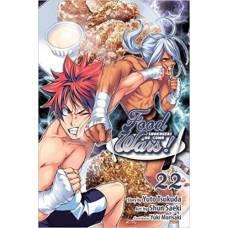 Food Wars - Shokugeki no Soma 22. kötet
