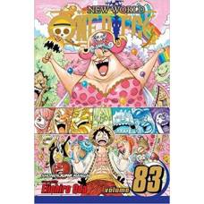 One Piece 83. kötet