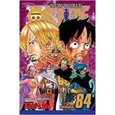 One Piece 84. kötet
