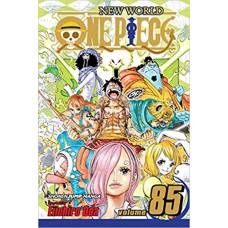 One Piece 85. kötet