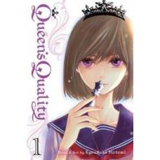 Queen's Quality 01. kötet