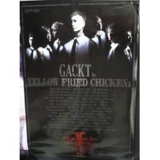 Gackt koncert plakát / poszter ver. 2
