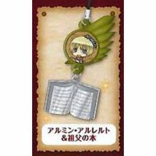 Attack on Titan / Shingeki no Kyojin - Silver Charm Collection - Armin mobilfüggő