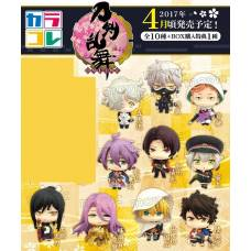 Touken Ranbu - Online - Colorfull Collection szett - teljes szett - 10db figura