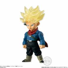 Dragon Ball Adverge Vol.4 - Future Trunks SSJ gashapon figura