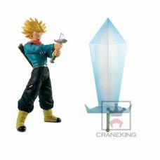 Dragon Ball Super - Minna no Chikara o Ore ni Kashite Kure! Final Hope Slash - Kibou no Ken - Future Trunks SSJ2 figura