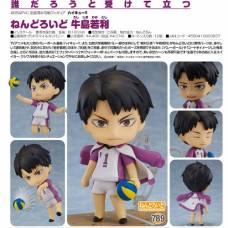 Haikyuu!! Karasuno Koukou VS Shiratorizawa Gakuen Koukou - Ushijima Wakatoshi nendoroid figura