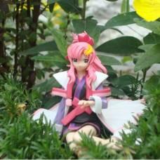 Kidou Senshi Gundam SEED Destiny - SEED Heroines 6. szett - Lacus Clyne figura