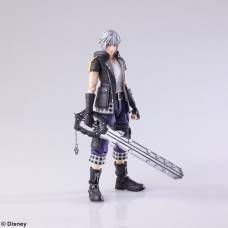 Kingdom Hearts III - Bring Arts - Riku figura