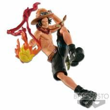 One Piece - Figure Colosseum - SCultures - Zoukeiou Chojho Kessen VI Special - Portgas D. Ace figura - normal color ver.