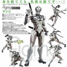 Overwatch - Genji figma figura