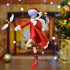 Shin Seiki Evangelion - Ayanami Rei és PenPen figura - PM - Christmas ver.