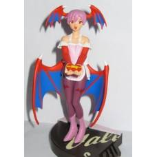 Vampire - Capcom Character Jigsaw Figure - Lilith Aensland figura - Valentine Day Version - Pink ver.